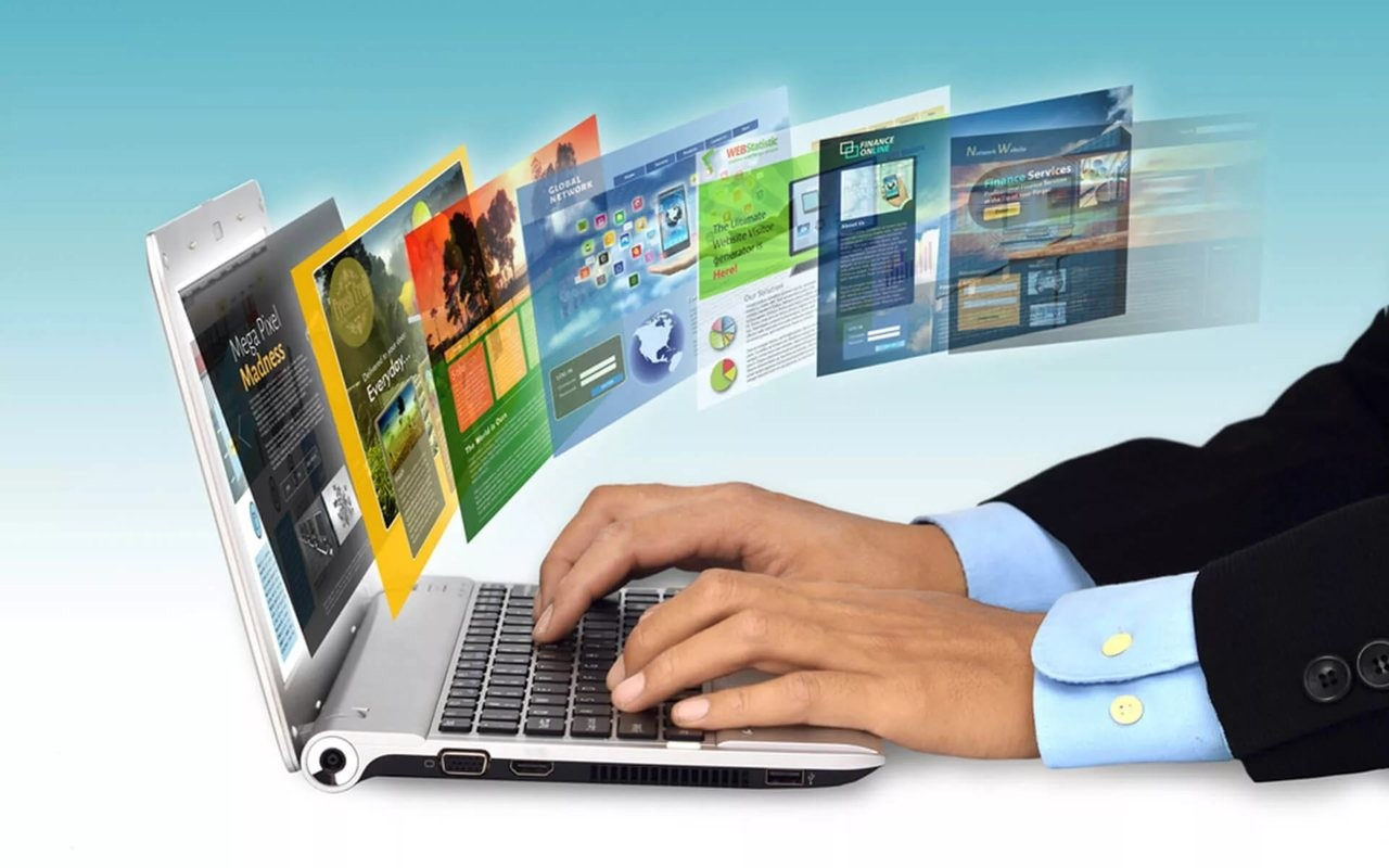 Онлайн сервис создания картинок