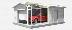 сайт для строительства гаражей